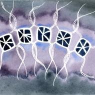 Diatom chain, 1996