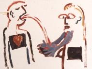 Untitled (lovesick), 1991