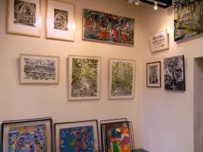 January 2014 - Bono Art Gallery - paintings by Shane Green, Jo Dunn, Moff Skellington, Roberto Bono