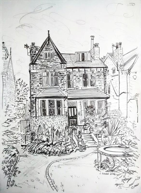 House Portrait #18