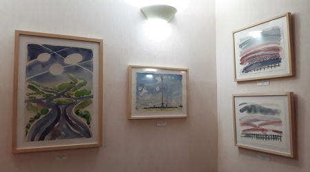 Exhibition at Chapel Allerton Snooker and Social Club, LS7