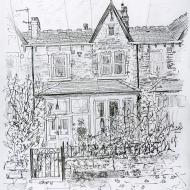 House Portrait #17