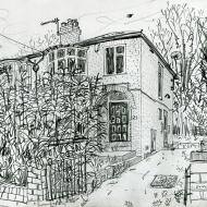 House Portrait #2 (Coppice)