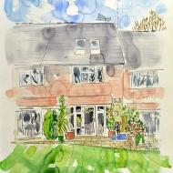 House Portrait #35